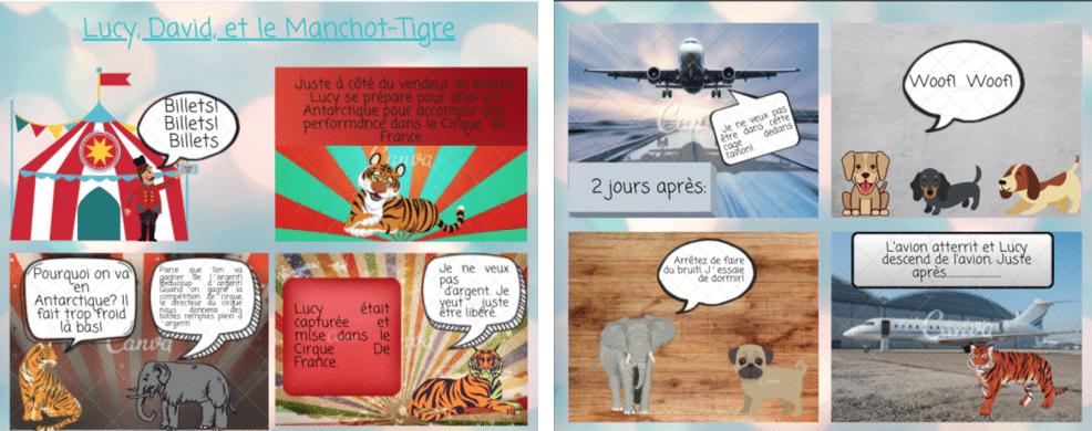 Zoom e-FLAM: Les P'tits Philosophes, une classe d'artistes!
