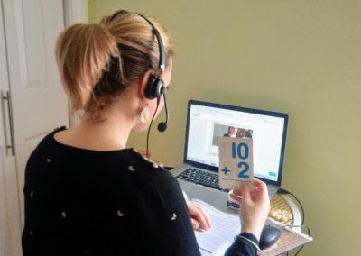 e-Flam, enseignement à distance, comment la COVID a tout ACCÉLÉRÉ…